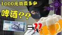 1000元能买多少啤酒? ? | 舞秋风一千元系列 55