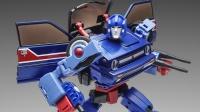 小津的变形金刚玩具视频—第三方X社  MX-XVII SAVANNT刹车