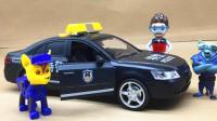 仿真惯性警车POLICE汽车玩具