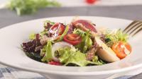 """不要胡乱做成""""大拌菜"""", 金枪鱼沙拉的简易做法, 好吃不怕胖"""