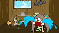 王者荣耀搞笑小动画: 刘备一家人为什么老是那么背