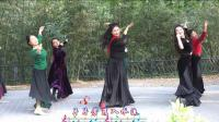 紫竹院广场舞——凉凉, 三生三世十里桃花, 如诗如画深情如水