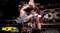 5大威力最猛的WWE NXT组合终结技 复兴者的粉碎机起排名第一