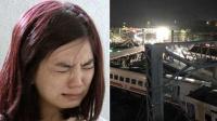 港台:晒恩爱前7分钟意外事故发生 Ella心痛自责怎么会!