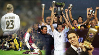上次梅西缺席国家德比 卡卡还是世界第一人伊拉克勇夺亚洲杯