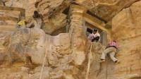 世界最危险教堂, 建在悬崖顶端, 只有最虔诚的人才敢去!