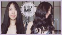 【Selina Beauty】日常卷发分享 my daily curly hair routine