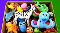 海洋动物玩具介绍