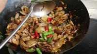 爆炒花蛤这样做, 鲜香入味, 好吃到舔花蛤壳, 3斤不够吃的