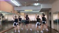拥抱你离去_张北北_马来西亚JennyLim 老师原创附背面教学 网络爆红流行舞曲