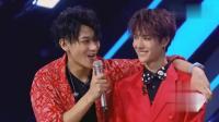 黄子韬: 给你个机会你愿意做歌手吗? 魏大勋: 我愿意, 你给吗?