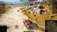 坦克世界: TD不强, 只有让激光炮充当了