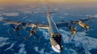 【军武次位面】炸B时代 B-52 vs 图95 美轰炸机倾泻800万吨炸弹