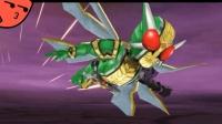 试玩PSP英雄VS第1期假面骑士W篇-萝卜吐槽番外