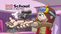 Little Fox小狐狸英语动画  阳光学校3  重大计划  美国学校生活