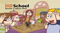 Little Fox小狐狸英语动画  阳光学校4  用老鼠学数学  美国学校生活