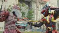 铠甲勇士猎铠【2】猎铠马帅是心情控!(上)_超清