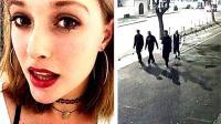 21岁女大学生遇害 生前最后影像曝光