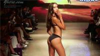 JustBones比基尼2019迈阿密泳装秀, 这个性感超模的妩媚是不一样的!