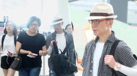 头条:李咏最后一次亮相!疑因化疗戴帽子面容憔悴