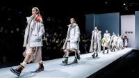 波司登携手国际设计师联名款在北京发布