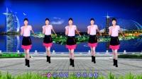河北青青广场舞《一分不是爱》入门8步附教学, 动感搞笑, 简单好学