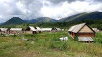 有一个小山村叫禾木村--男博万视觉