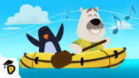 熊猫博士和托托_45:唱首童谣|儿童启蒙早教
