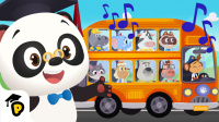 熊猫博士和托托_50:唱首童谣|儿童启蒙早教