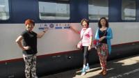 中国最长火车线路, 全程长4980公里, 从喧嚣城市驶往碧海蓝天!