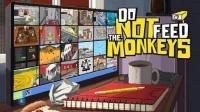 【电玩先生】《Do Not Feed The Monkeys 不要喂食猴子》EP01:偷窥模拟器