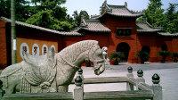 中国第一古刹洛阳白马寺