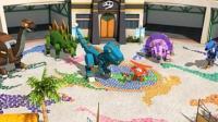 超级飞侠5 超级飞侠乐迪探秘侏罗纪公园 认识机械霸王龙腕龙剑龙