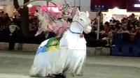 分享18年佛山秋色文化盛会现场节目4: 本次邀请数国数省市文艺团体参与: 集狮鼓、民族风情舞的盛会。拍摄艰辛提前2时到场也没佳摄位站立了近五小时敬请亲支持精彩后
