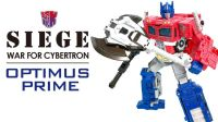 KL变形金刚玩具分享366 SIEGE 围城系列 擎天柱
