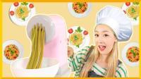 爱丽的面食料理大挑战   爱丽和故事 EllieAndStory
