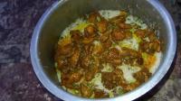街头小吃之印度美食咖喱鸡饭