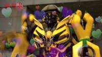 003大力金刚与变形金刚玩具擎天柱玩具大黄蜂玩具
