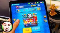 ★皇室战争★用最新的iPad Pro 2018玩皇室战争 #1441★酷爱娱乐解说