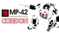 KL变形金刚玩具分享368 Masterpiece MP-42 CORDON