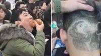 """有才的网友: 王思聪: """"我当初就是饿死, 也不该吃这口热狗"""