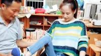 安徽34岁姑娘不幸截瘫, 至今单身, 父母卖掉31年老店照顾她15年