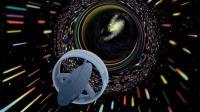 在太空中如何实现光速飞行? 霍金: 需要经过六年反复不断地操作