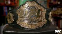 UFC25周年简史: 至高无上的荣耀! 终极金腰带的故事