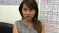 上一节网红老师泰语课, 学生十个有八个是冲这老师来的, 老师幽默搞笑, 差点没被笑死