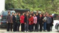 2007年相聚重庆南温泉