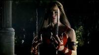艾丽卡vs手和会 双叉斗双刀