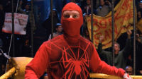 蜘蛛侠vs wwe拳手