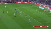 西甲-梅西复出双响拉基蒂奇染红 巴萨3-4不敌贝蒂斯
