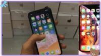 大米评测苹果XR iPhoneXS max组装机性能演示
